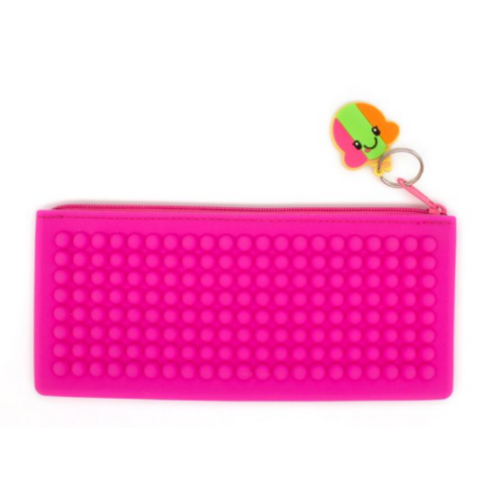 Smencil Buddies Pencil Case - Rainbow Sherbert