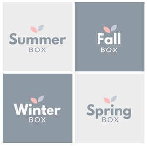 One Year Subscription - 4 Seasonal Boxes