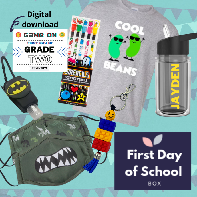 Back to School Box - Dude