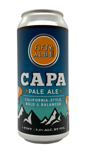 CAPA (Case, 6x4 pack, 16 oz cans)