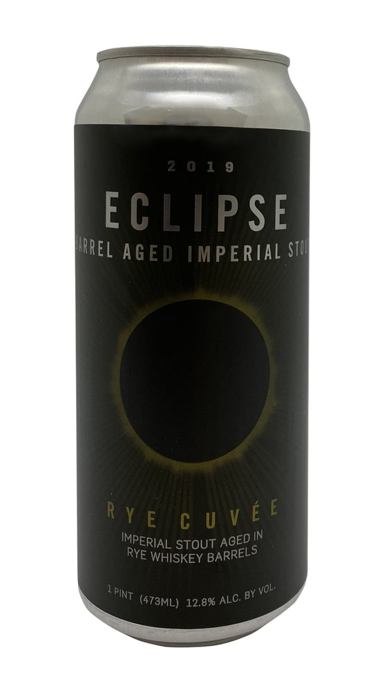 Eclipse Rye Cuvee (12 pack, 16 oz cans)