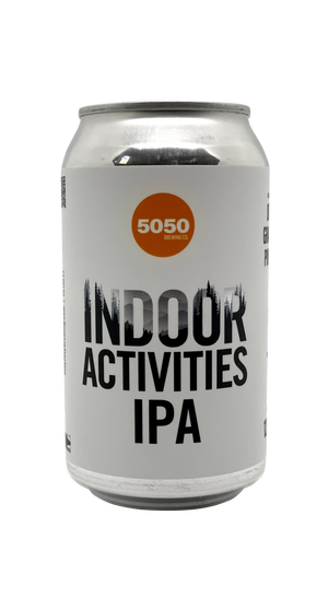 Indoor Activities IPA (Case, 4x6 pack, 12 oz cans)