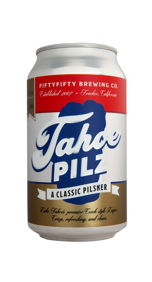 Tahoe Pilz (Case, 4x6 pack, 12 oz cans)