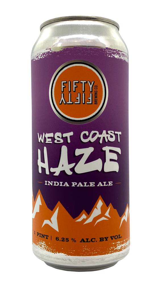 Load image into Gallery viewer, West Coast Haze (Case, 6x4 pack, 16 oz cans)