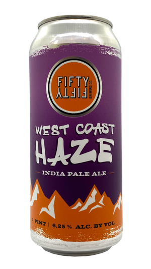 West Coast Haze (Case, 6x4 pack, 16 oz cans)