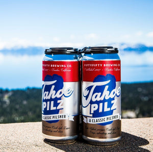Tahoe Pilz (16oz. 4-Pack)