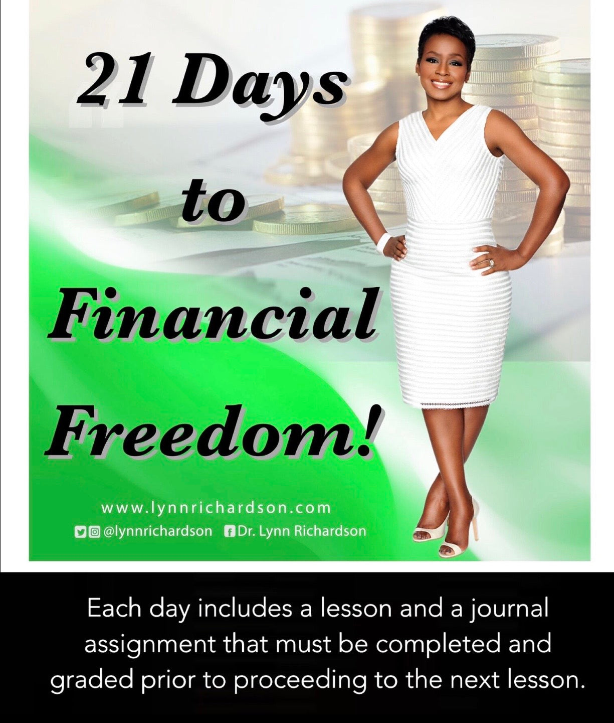 21 Days to Financial Freedom - Free Coaching!