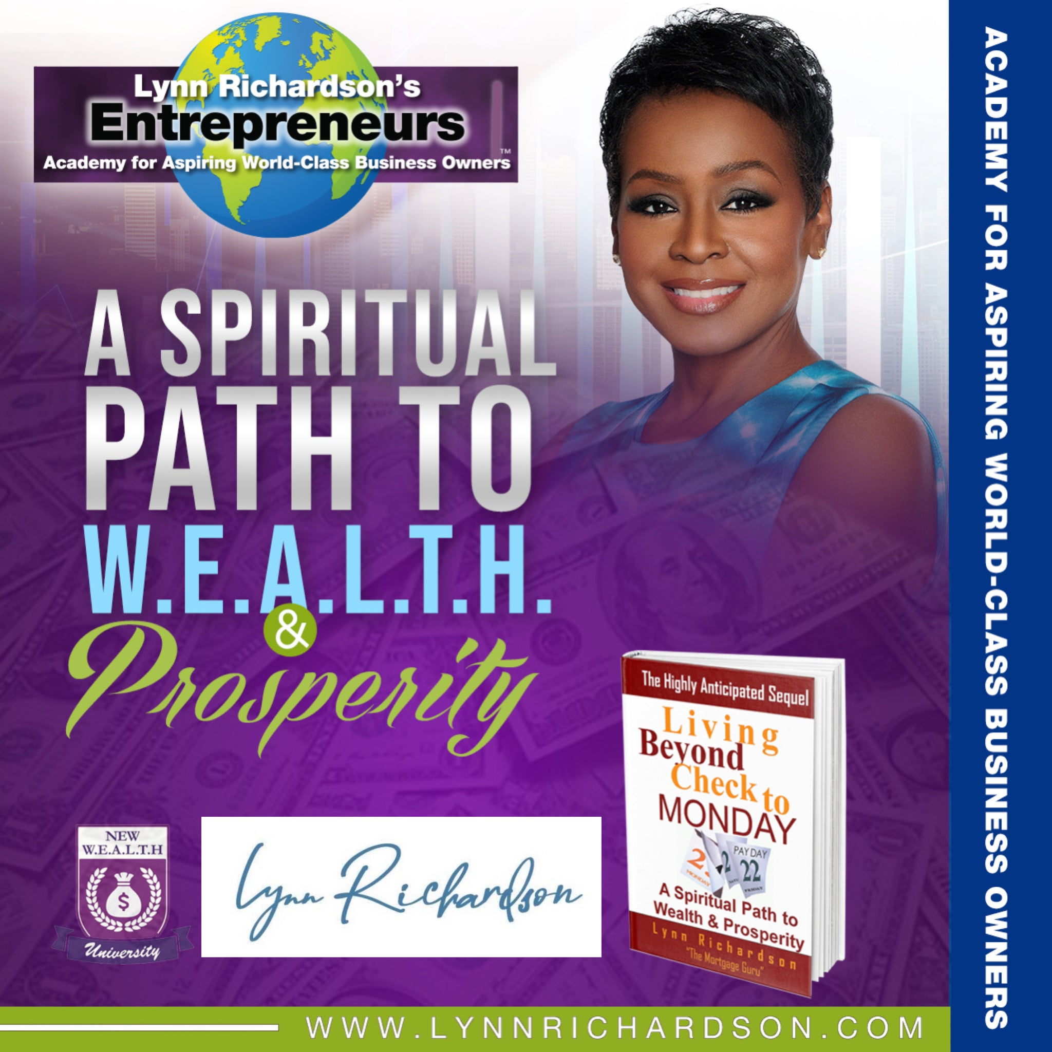 A Spiritual Path to Wealth and Prosperity