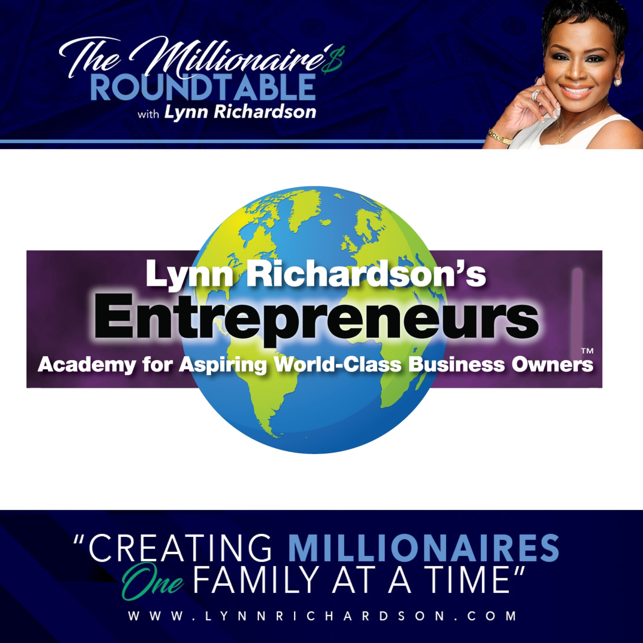 Lynn Richardson's Entrepreneurs Academy: Business Setup, Expansion, & Coaching