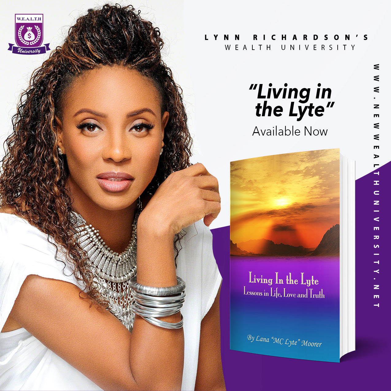 Living in the Lyte:  Lessons in Life, Love and Truth