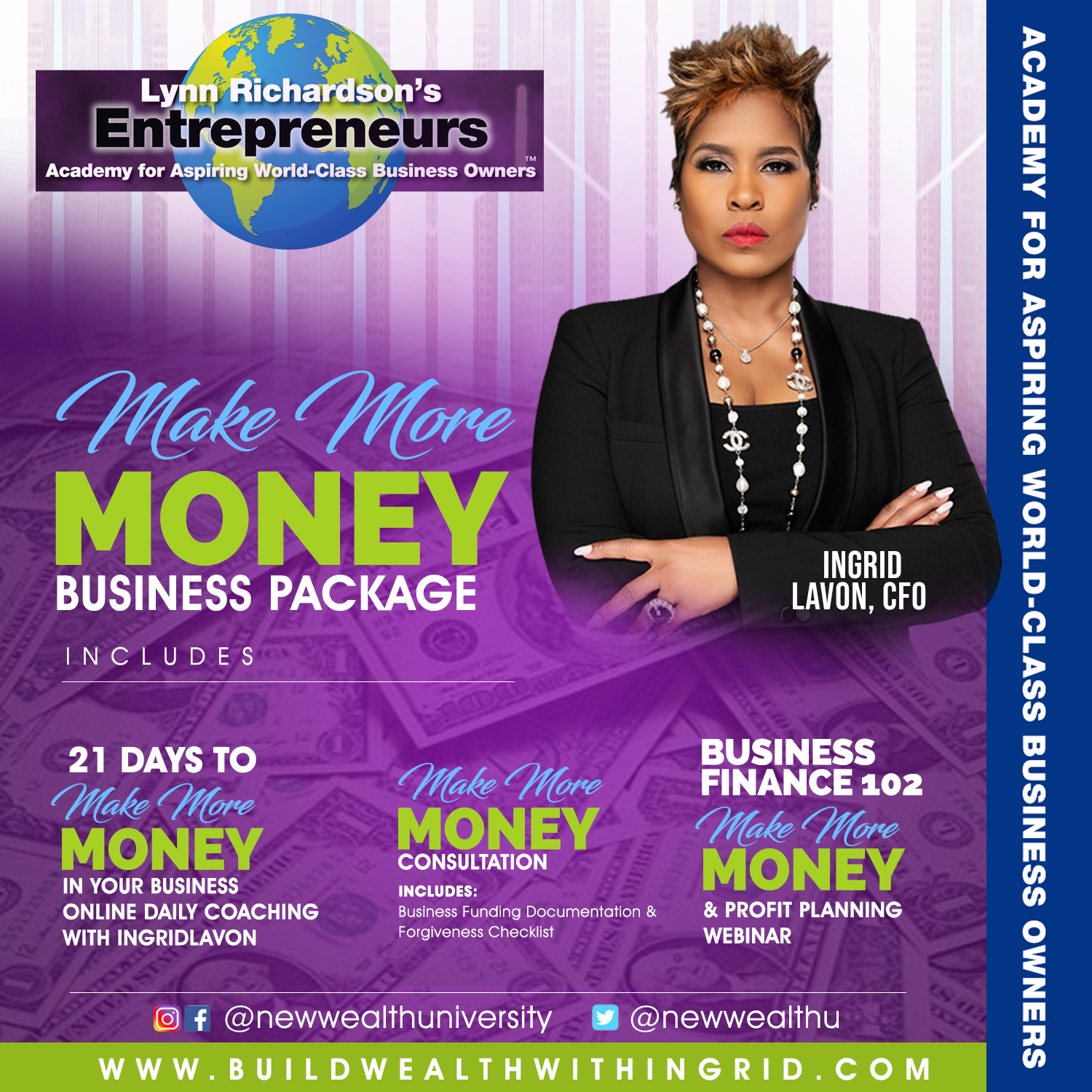 Make More Money All Inclusive Business Package