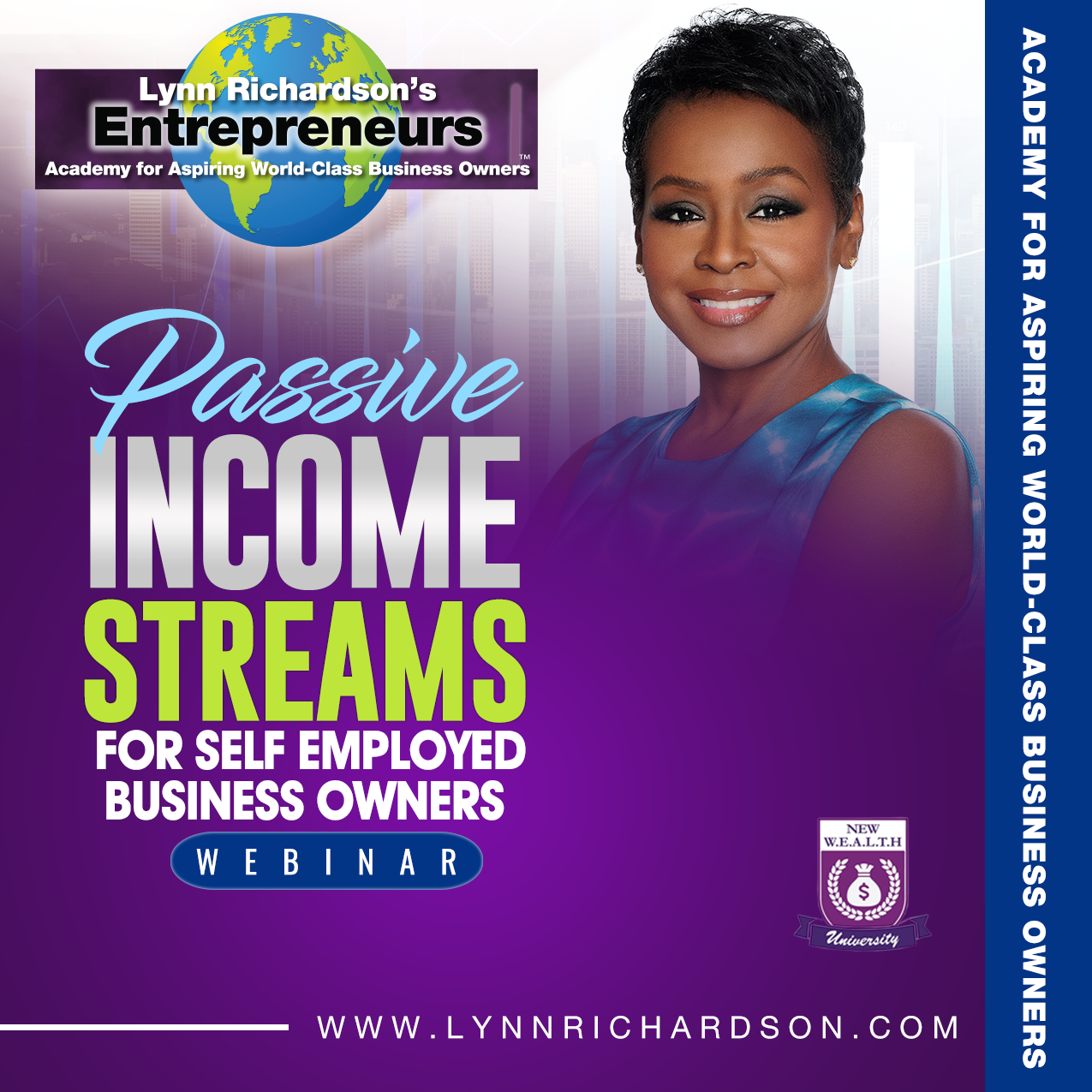 Passive Income Streams for Self Employed Business Owners