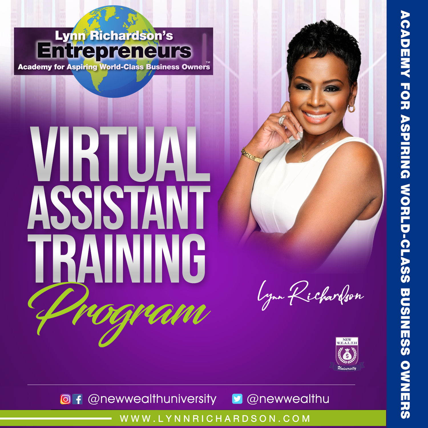 Virtual Assistant Training Program