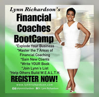 Lynn Richardson's Financial Coaches Bootcamp