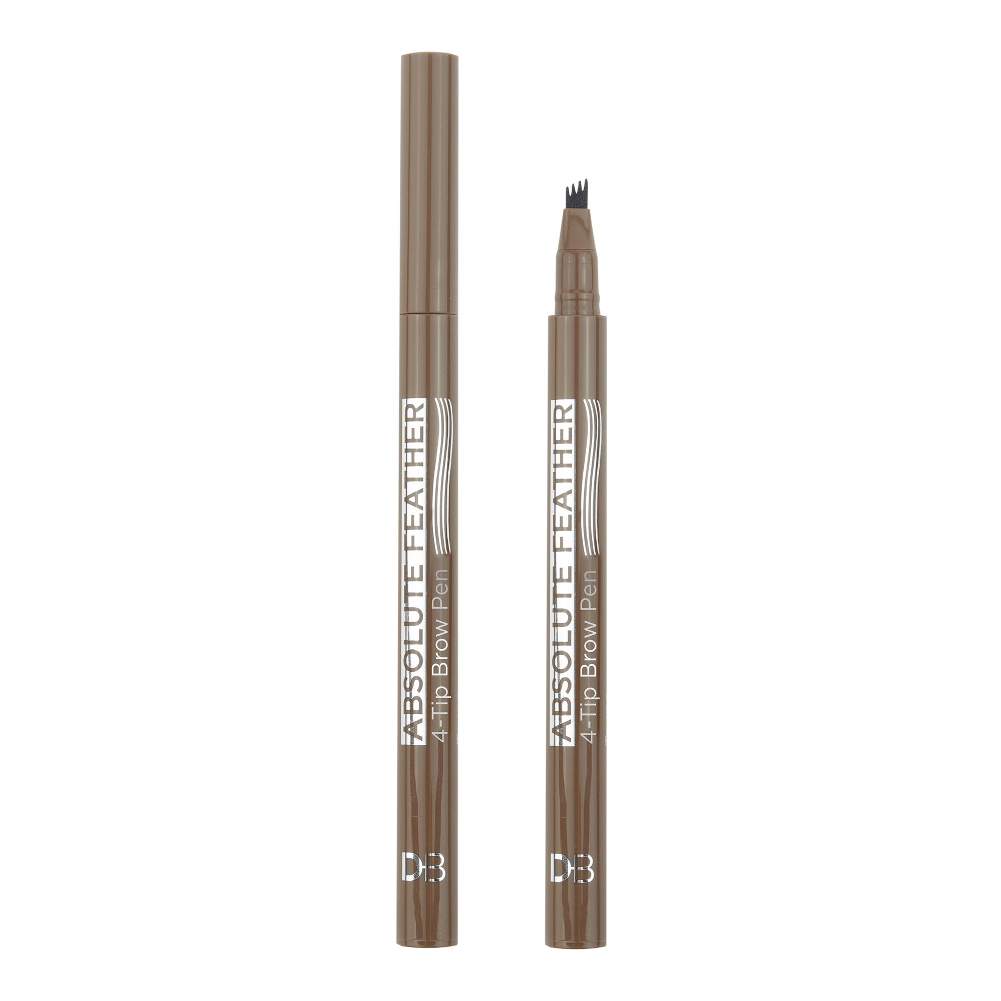 Absolute Feather Brow Pen (Taupe)