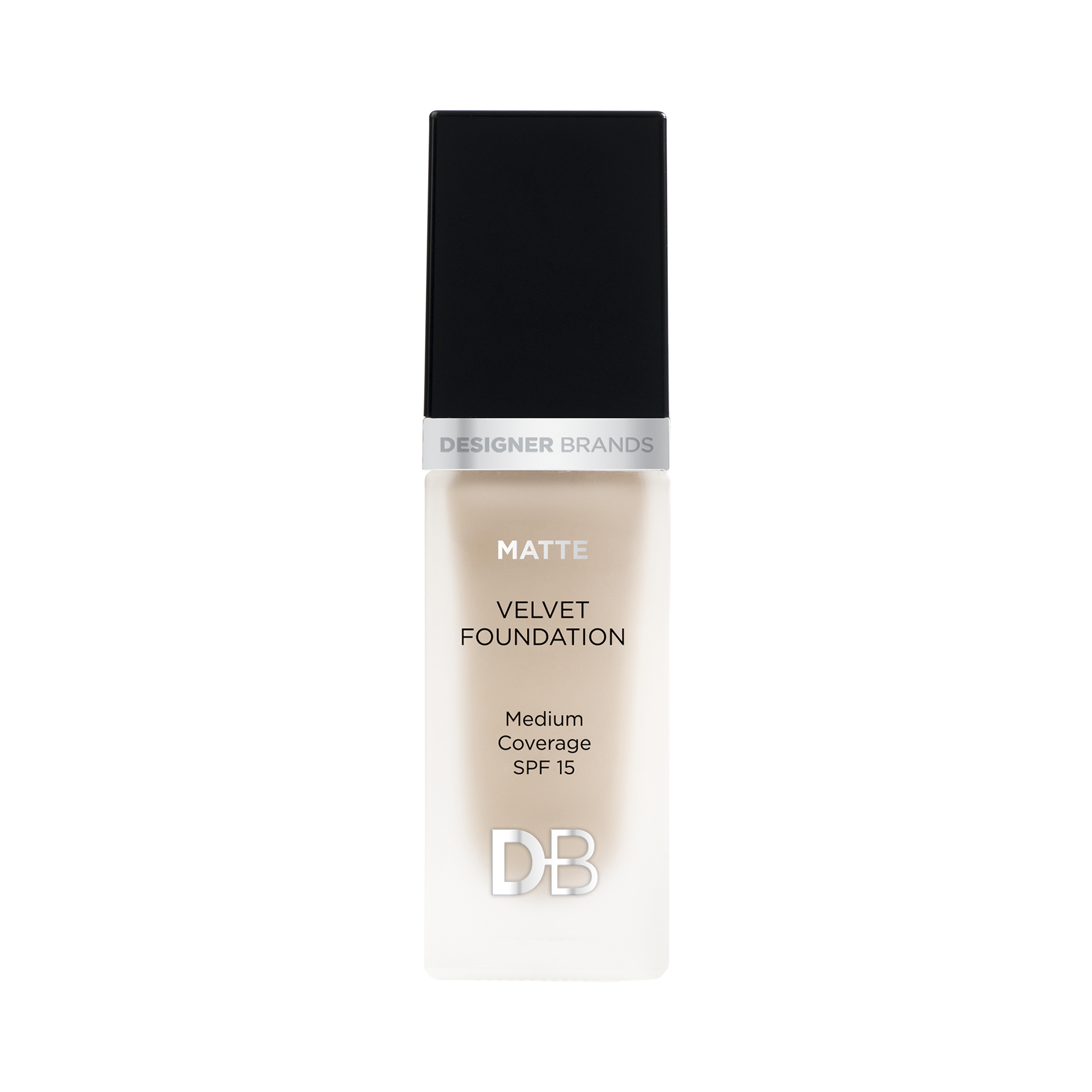 Matte Velvet Foundation (Light Sand)