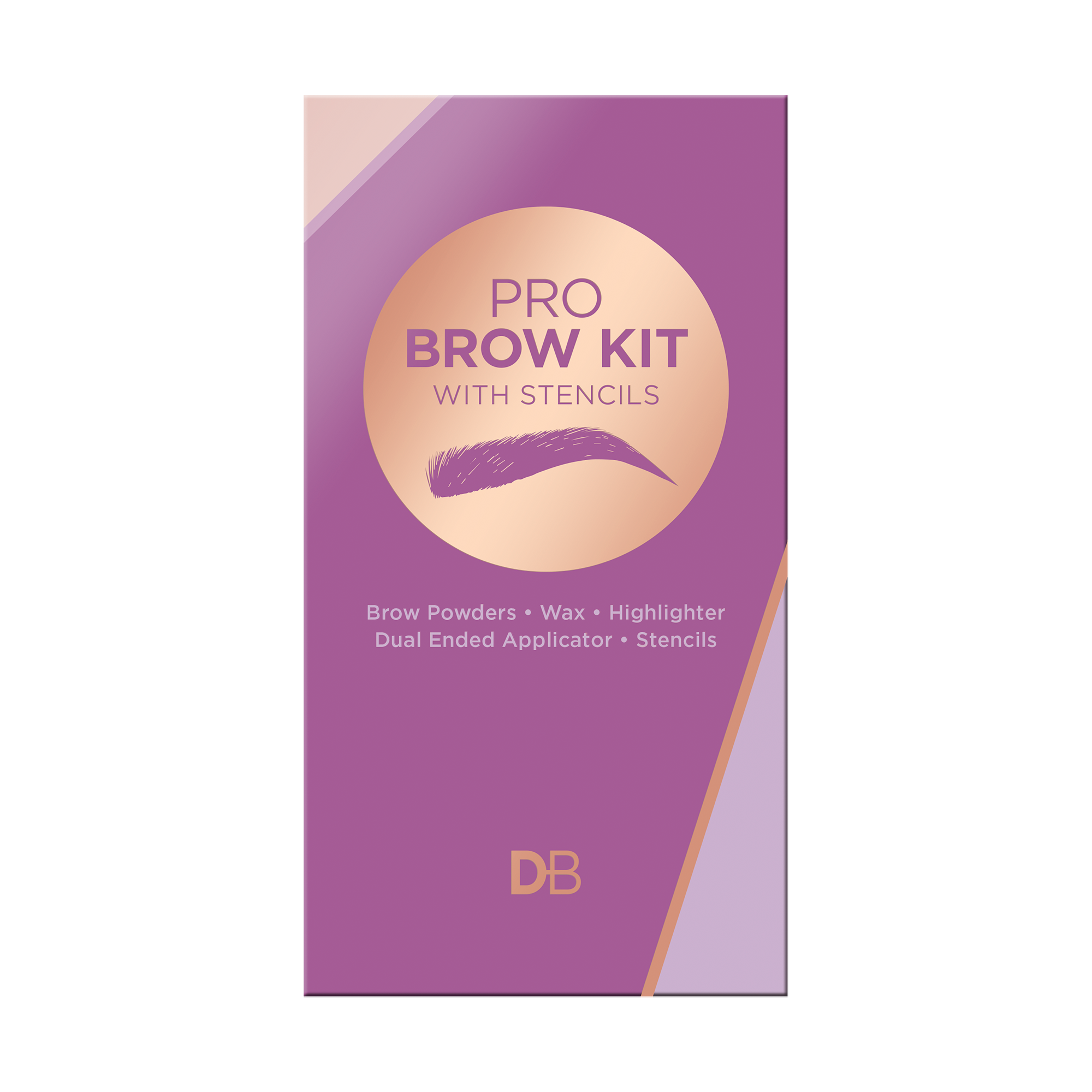 Pro Brow Kit with Stencils