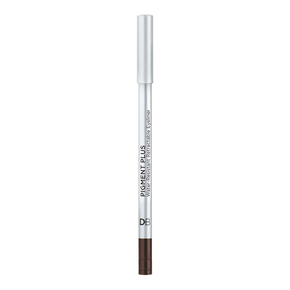 Pigment Plus Water-Resistant Retractable Eyeliner (Chocolate Shard)