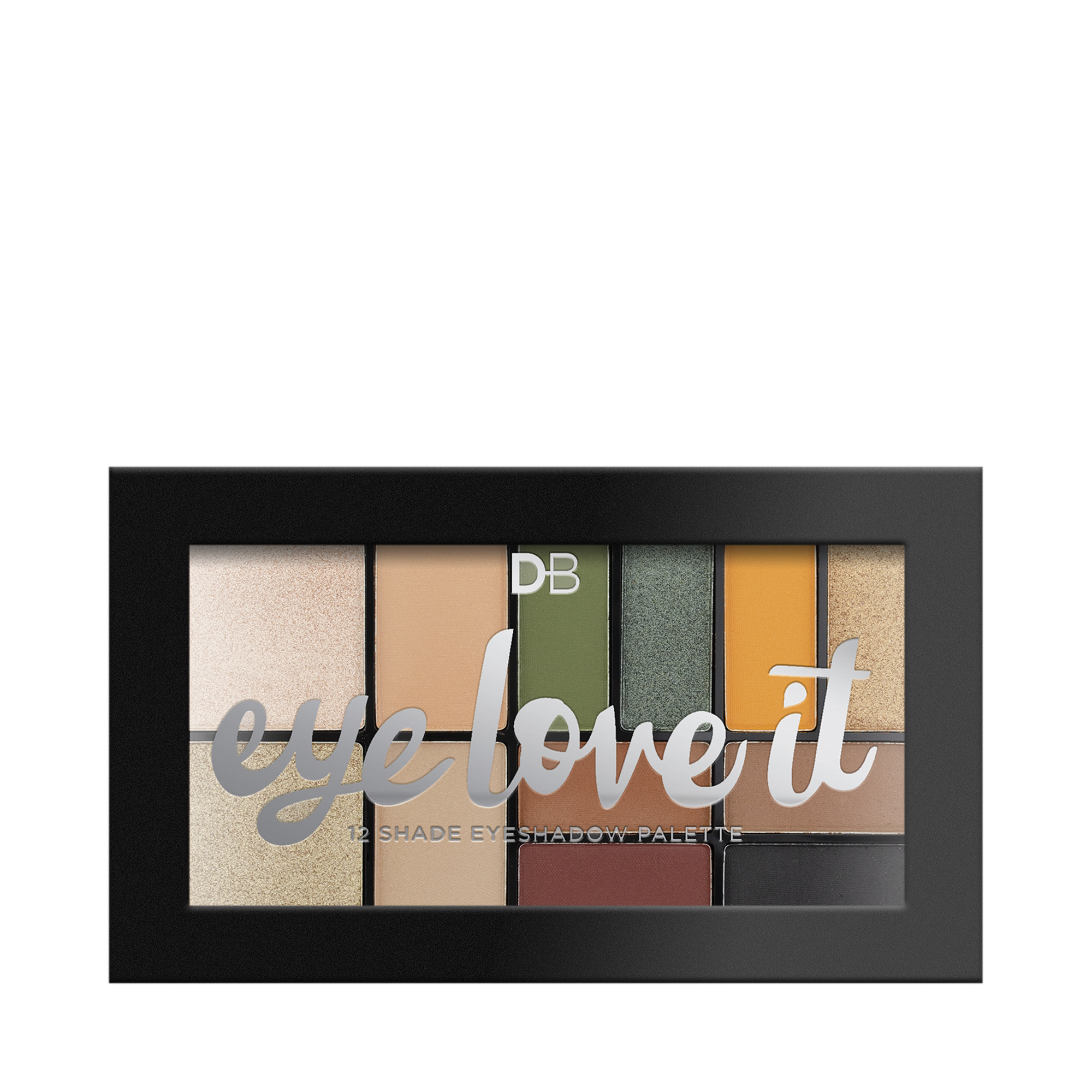 Eye Love It 12 Shade Eyeshadow Palette (Spice Up Your Life)