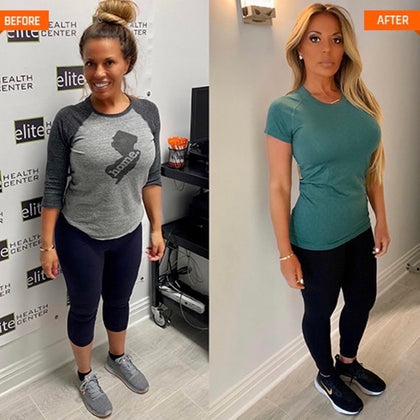 RHONJ Dolores Catania loses 25 pounds in 45 days with Elite Health Center