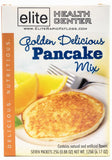 Golden Delicious Pancake Mix High Protein, Low Carb, Low Sugar, 15g Protein Per Serving (Pack of 7)