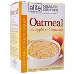 High Protein Oatmeal, Low Carb, Low Sugar, 15 Grams Protein, Low Fat - Apple Cinnamon, (Pack of 7) Box