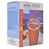 High Protein Meal Replacement Shake, 15g Protein, Low Carb, Low Sugar Low Fat - Chocolate Salted Caramel (Pack of 7) Box