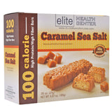 Caramel Sea Salt Protein Bar, Low Carb, Low Sugar, Gluten Free, .95oz, (Pack of 7)