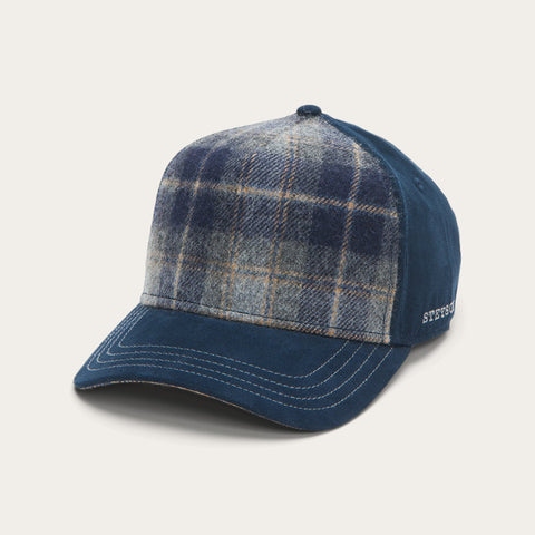 Blue/Grey Check