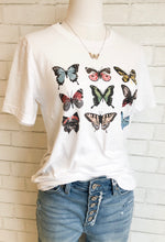 Load image into Gallery viewer, BUTTERFLIES TEE