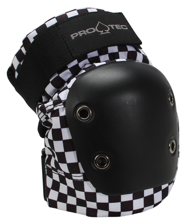 Pro Tec Street Knee Pads Checkerboard
