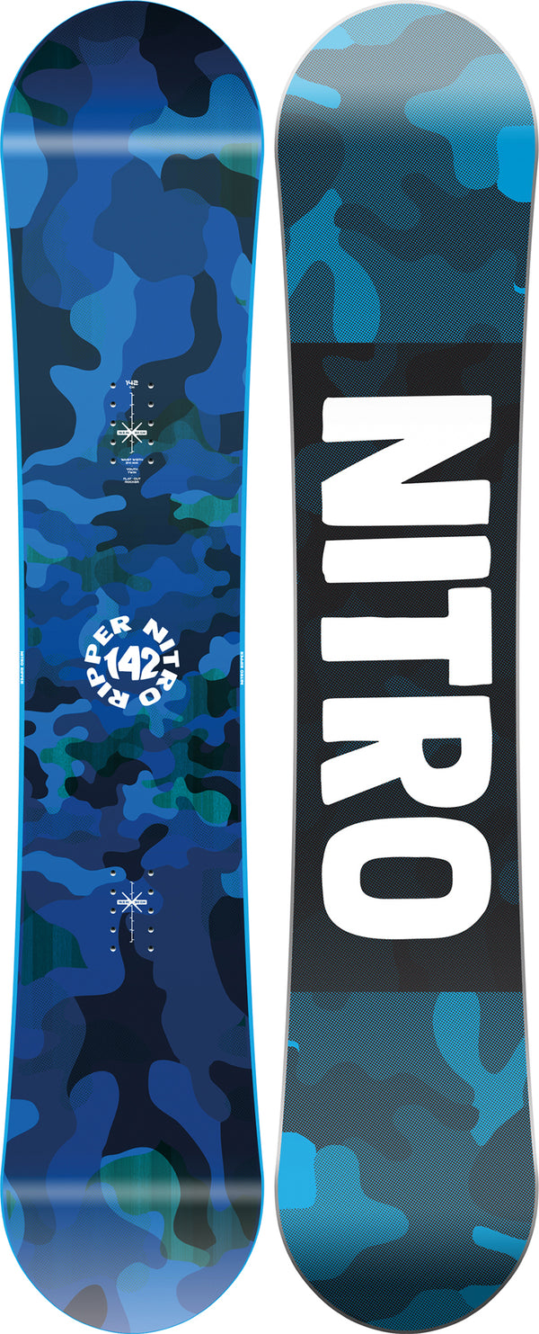 Nitro 2021 Youth Ripper Snowboard