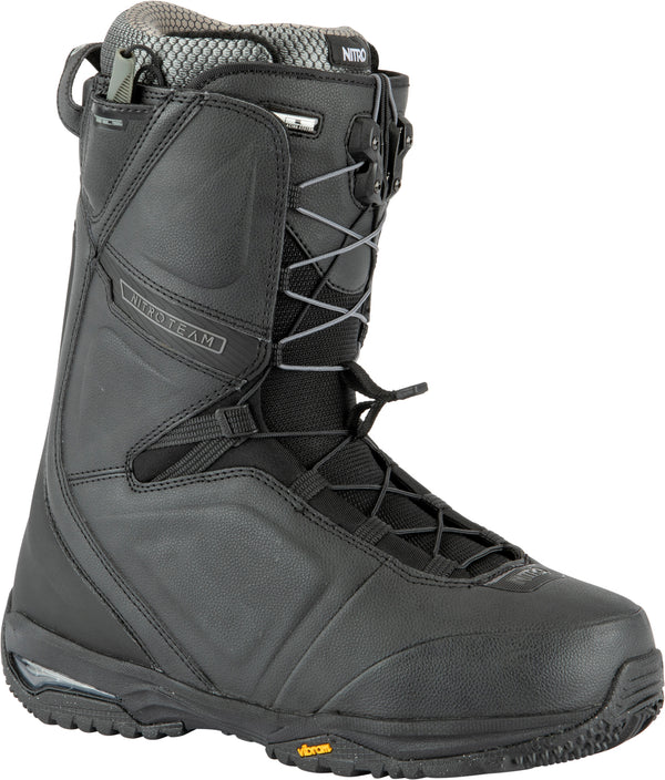 Nitro 2021 Team TLS Snowboard Boot - Black