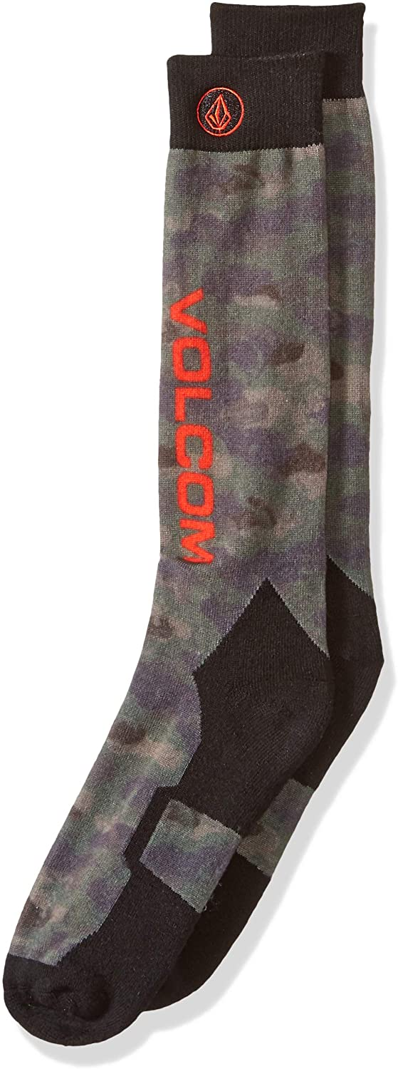 Volcom Lodge Snowboard Socks - Camo
