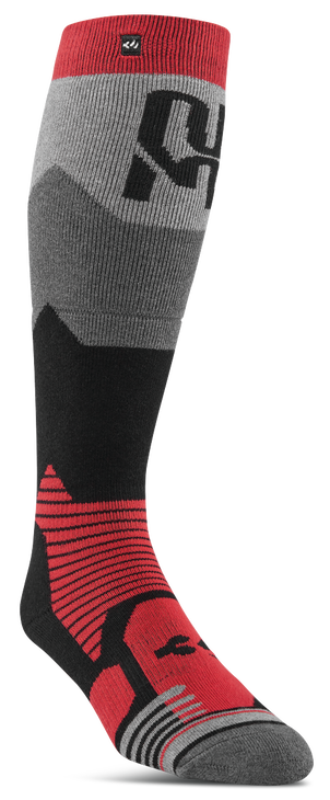 ThirtyTwo ASI Merino Performance Sock - Charcoal