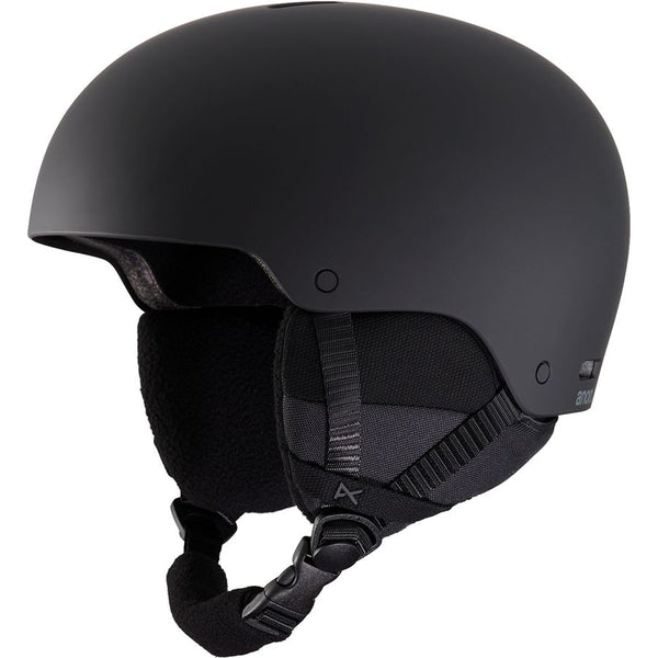 Anon Raider Snow Helmet -  Black
