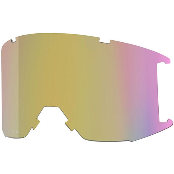 Smith Squad Replacement Lens ChromaPop Storm Yellow
