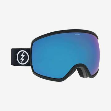 Electric EGG Goggle - Matte Black Photochromic Blue