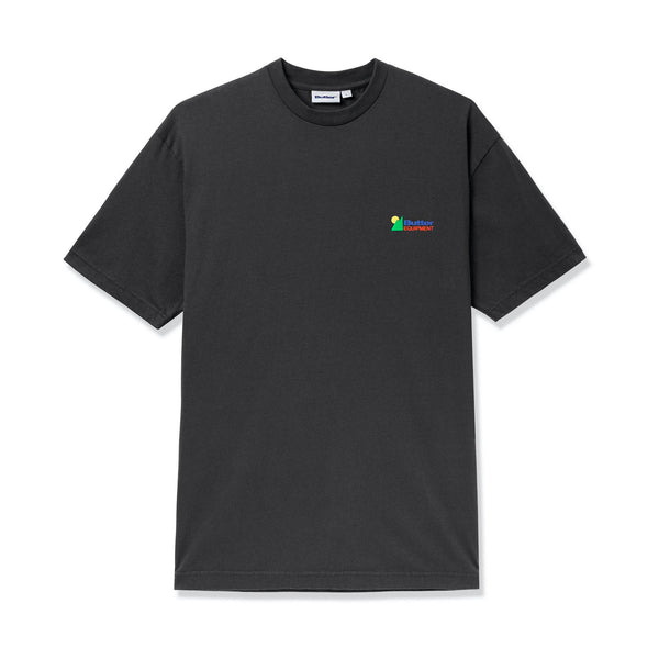 Butter Equipment T-Shirt - Vintage Black