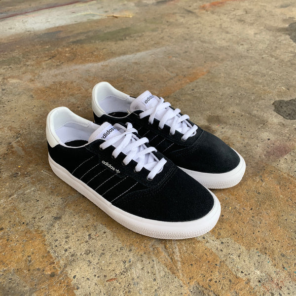 Adidas 3MCJ Kids Shoes Black/Black/White