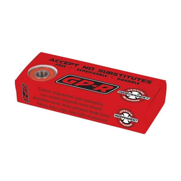 Independent GP-R Abec 5 Skateboard Bearings