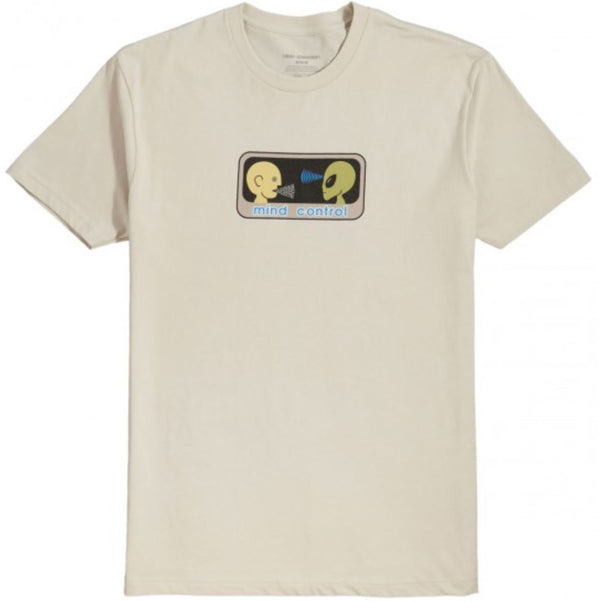 Alien Workshop Mind Control Classic T-Shirt - Tan