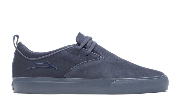 Lakai Riley 2 Shoe Navy/ Navy Suede