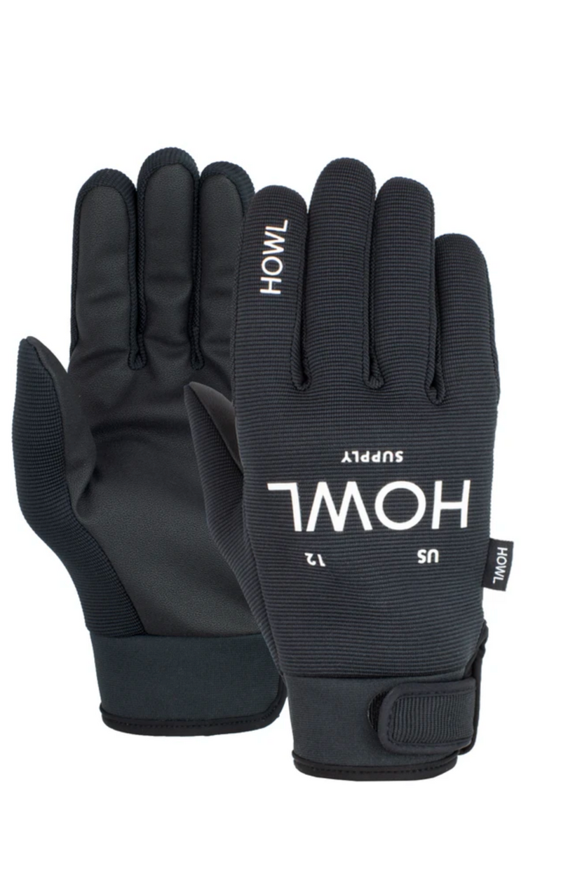 Howl Jeepster Glove - Black