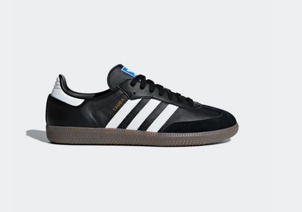 Adidas Samba OG Shoe - Core Black/Cloud White/Gum
