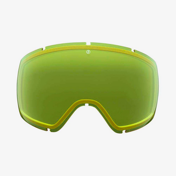 Electric EGG Replacement Lens - Yellow Green