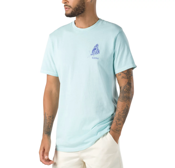 Vans In The Air T-Shirt - Plume