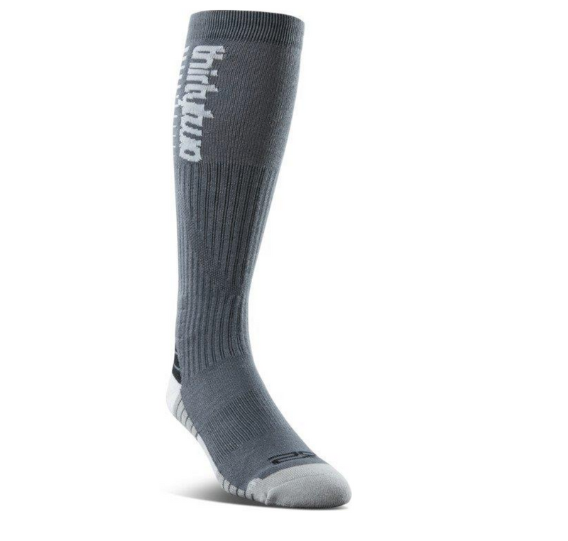 ThirtyTwo TM Merino Snow Sock - Charcoal