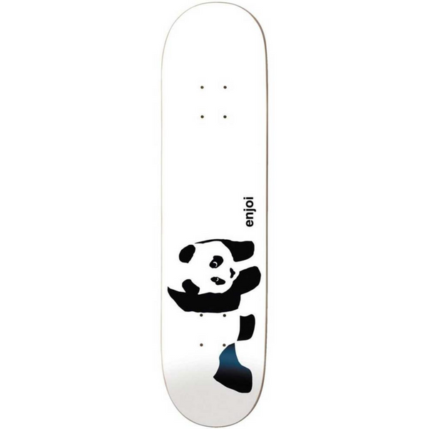 Enjoi Whitey Panda Logo Skateboard Deck - Assorted Sizes