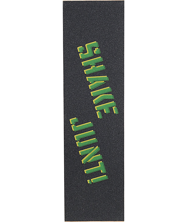 Shake Junt Green and Gold Grip